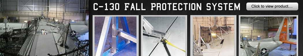 C130 Fall Protection System from L.G. White Safety Corporation