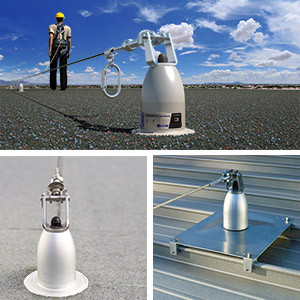 Roofsafe Spiratech Anchor